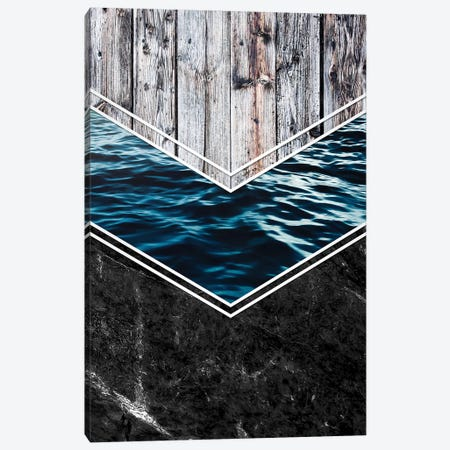 Striped Materials Of Nature IV Canvas Print #GUS43} by Nicklas Gustafsson Canvas Print