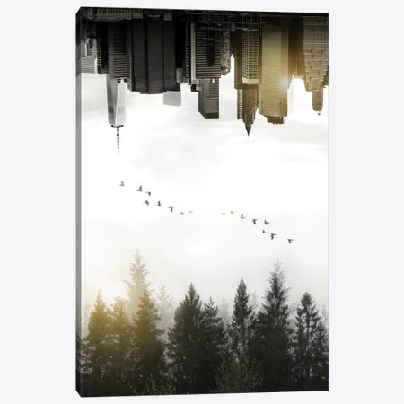 Duality Canvas Print #GUS7} by Nicklas Gustafsson Canvas Artwork