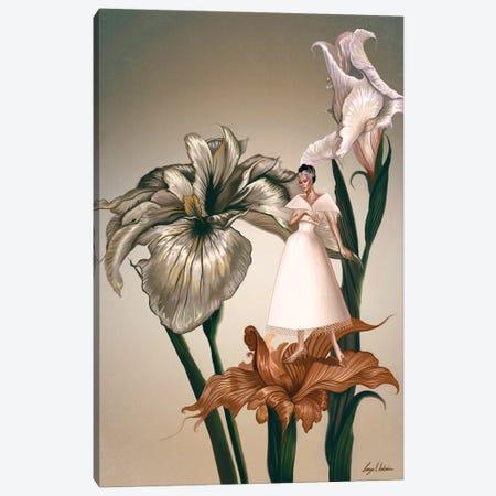 Daphne In The Garden Of Eden Canvas Print #GVA17} by George V. Antoniou Art Print