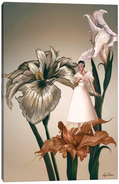 Daphne In The Garden Of Eden Canvas Art Print