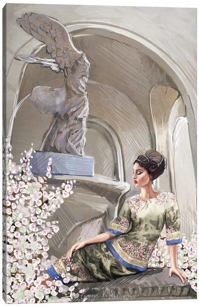 Bellucci Canvas Art Print