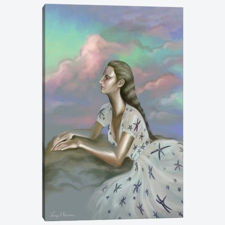 Thalasses II Canvas Print #GVA2} by George V. Antoniou Canvas Art Print