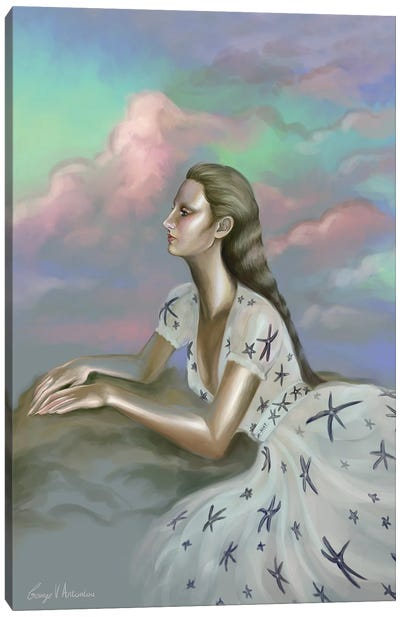 Thalasses II Canvas Art Print