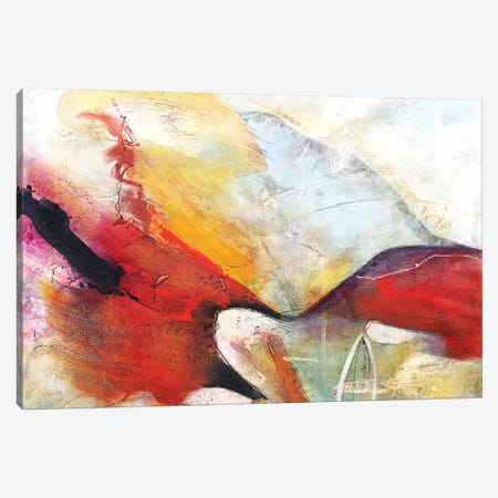 Fugaz II Canvas Print #GVI104} by Gabriela Villarreal Art Print