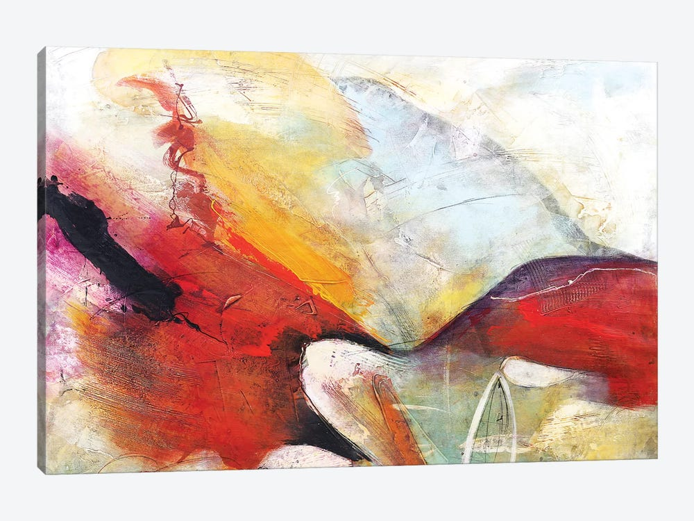 Fugaz II by Gabriela Villarreal 1-piece Canvas Art Print