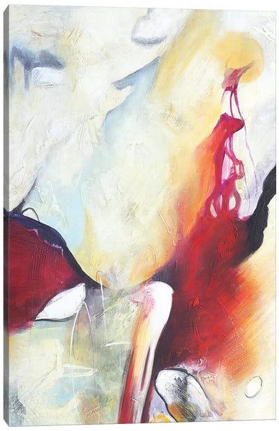 Fugaz V Canvas Art Print