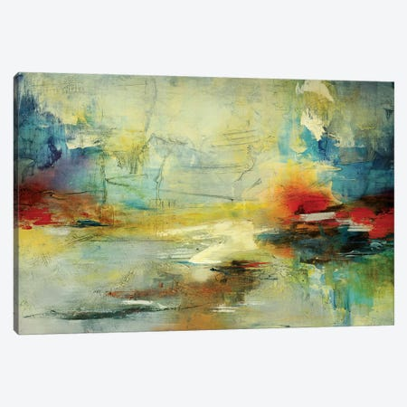 Invierno Canvas Print #GVI10} by Gabriela Villarreal Canvas Wall Art