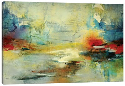 Invierno Canvas Art Print