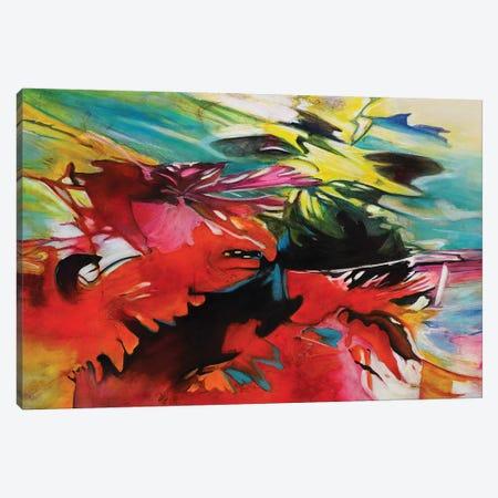 Nectar De La Vida I Canvas Print #GVI112} by Gabriela Villarreal Canvas Print