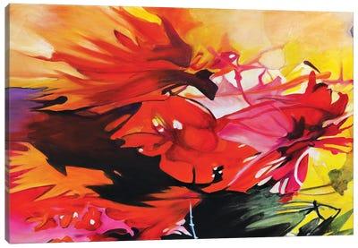 Nectar De La Vida IV Canvas Art Print