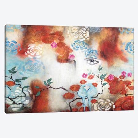 Rostro Oculto I Canvas Print #GVI123} by Gabriela Villarreal Canvas Artwork