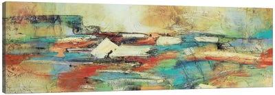 Puente Ocre Canvas Art Print