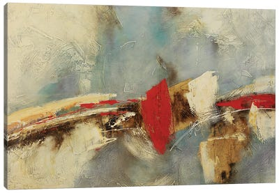 Agualluvia I Canvas Art Print