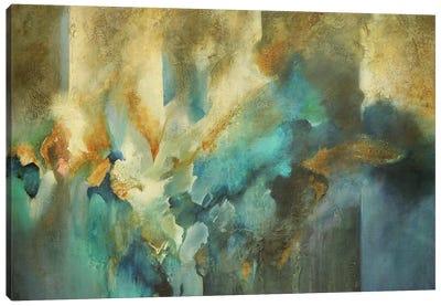 Azul Amanecer I Canvas Art Print