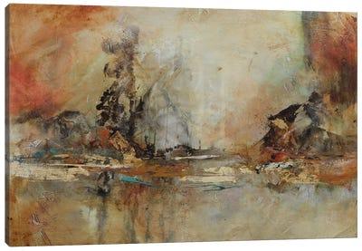 Cantar Ocre II Canvas Art Print