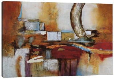 Causa y Efecto I Canvas Art Print
