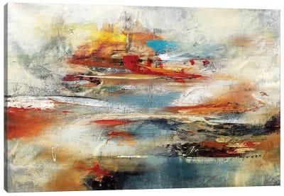 Tesiturno II Canvas Art Print