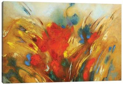 Destello Floral I Canvas Art Print