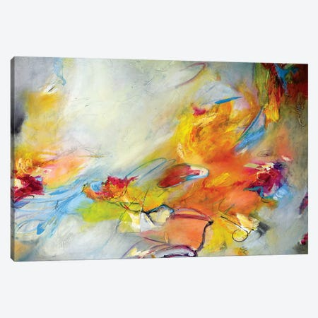 Abismo de Color I Canvas Print #GVI18} by Gabriela Villarreal Canvas Wall Art
