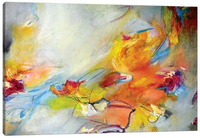 Abismo de Color I Canvas Art Print