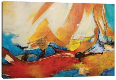 Escape De Color I Canvas Art Print