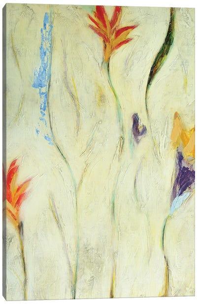 Flor III Canvas Art Print