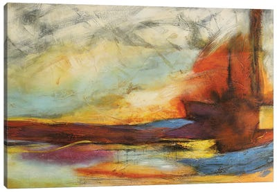 Huida I Canvas Art Print