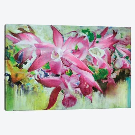Orquídeas I Canvas Print #GVI261} by Gabriela Villarreal Canvas Art Print