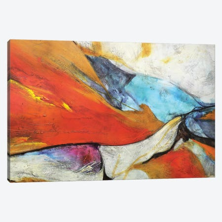 Escape II Canvas Print #GVI30} by Gabriela Villarreal Canvas Artwork