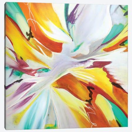 Flama II Canvas Print #GVI35} by Gabriela Villarreal Canvas Print