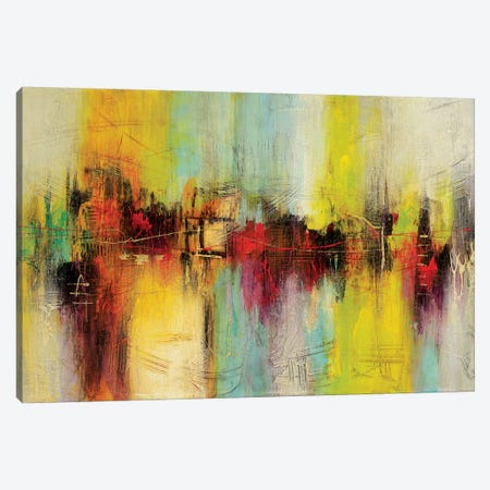 Hilos de Vida I Canvas Print #GVI37} by Gabriela Villarreal Canvas Art Print