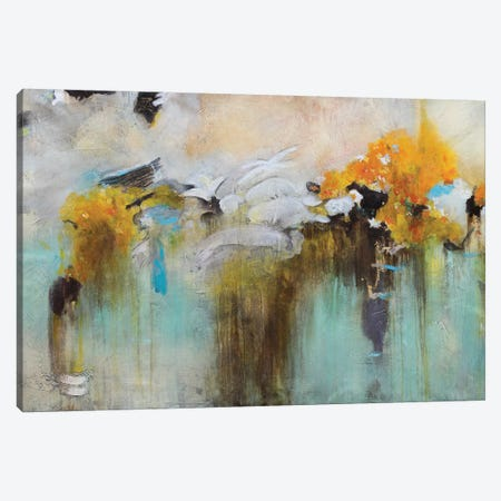 Imaginario I Canvas Print #GVI39} by Gabriela Villarreal Canvas Artwork