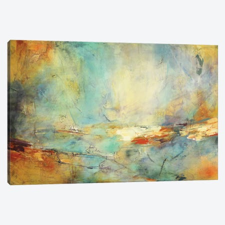 Eternidad Canvas Print #GVI3} by Gabriela Villarreal Art Print