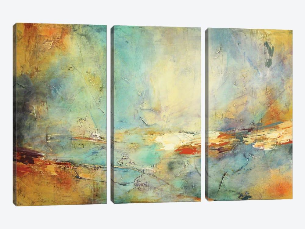 Eternidad by Gabriela Villarreal 3-piece Canvas Artwork