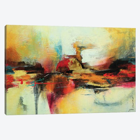 Intensa Composición IV Canvas Print #GVI43} by Gabriela Villarreal Canvas Print