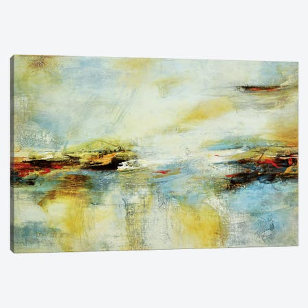 Luna Nueva Canvas Print #GVI49} by Gabriela Villarreal Canvas Print