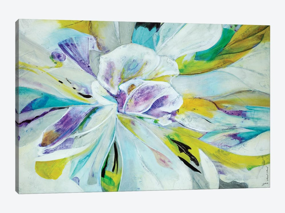 Orquídea I by Gabriela Villarreal 1-piece Canvas Art
