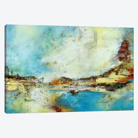 Tranquilidad I Canvas Print #GVI58} by Gabriela Villarreal Canvas Art