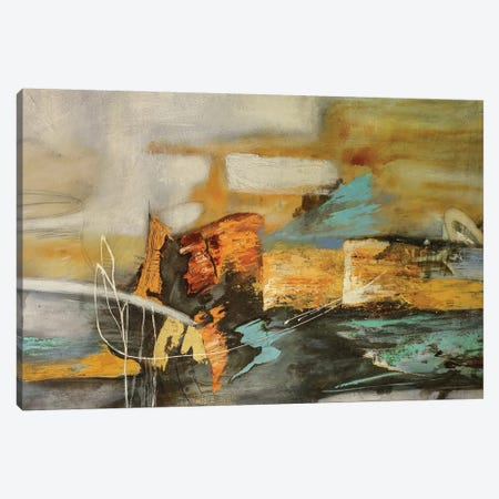 Composicion II Canvas Print #GVI61} by Gabriela Villarreal Art Print