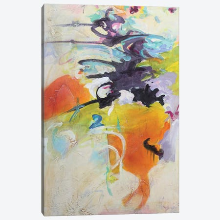 Bailarina II Canvas Print #GVI79} by Gabriela Villarreal Canvas Artwork
