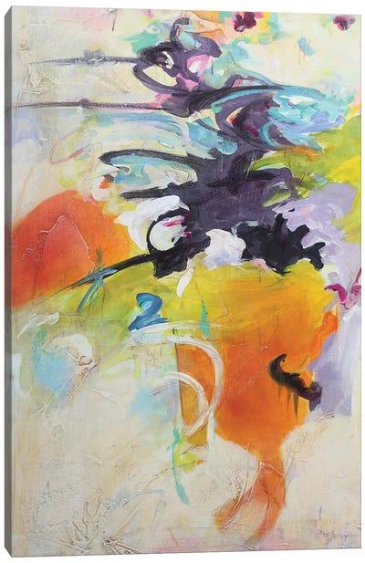 Bailarina II Canvas Art Print