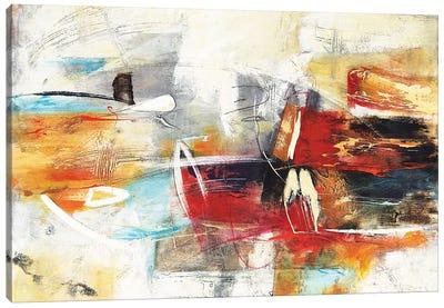 Composicion VII Canvas Art Print