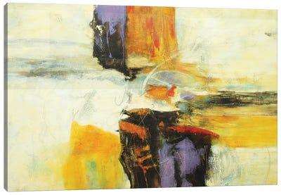 Composicion XI Canvas Art Print