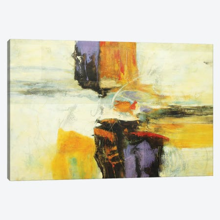 Composicion XI Canvas Print #GVI87} by Gabriela Villarreal Canvas Artwork