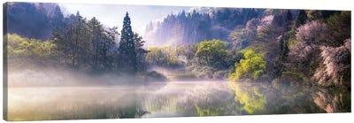 Morning Calm Canvas Art Print