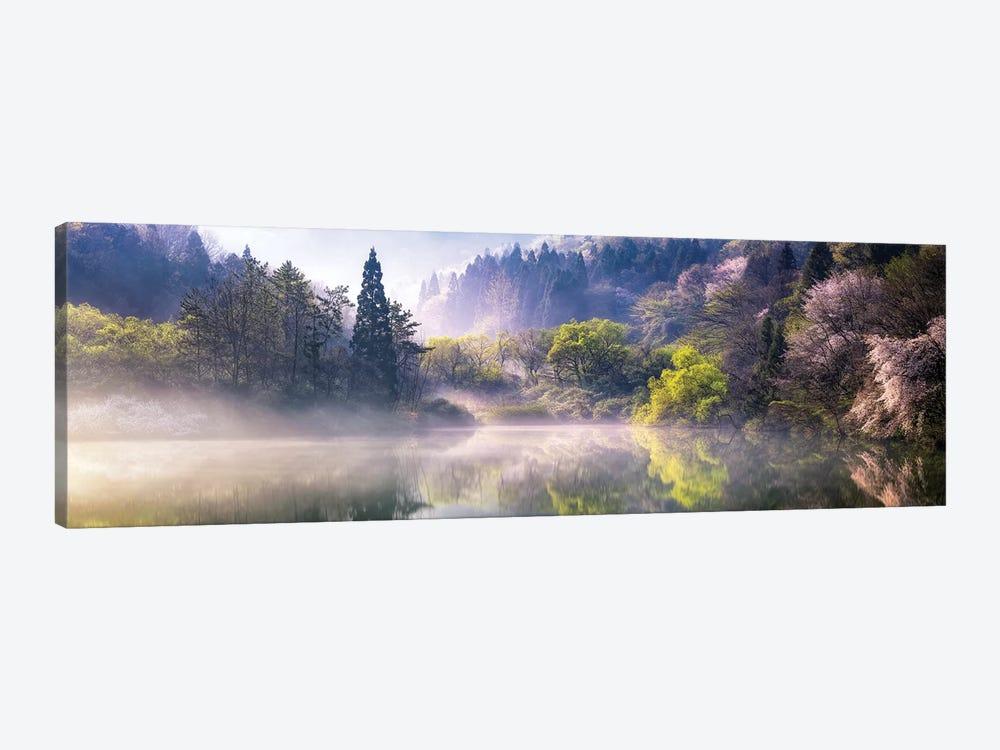 Morning Calm by Gwangseop eom 1-piece Canvas Art