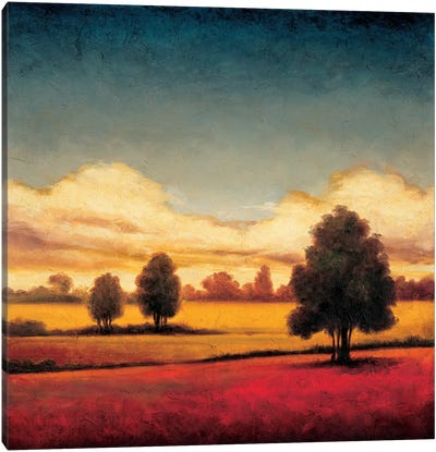 Forever I Canvas Art Print