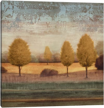 In Awe I Canvas Art Print