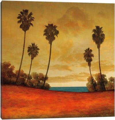 Las Palmas II Canvas Art Print