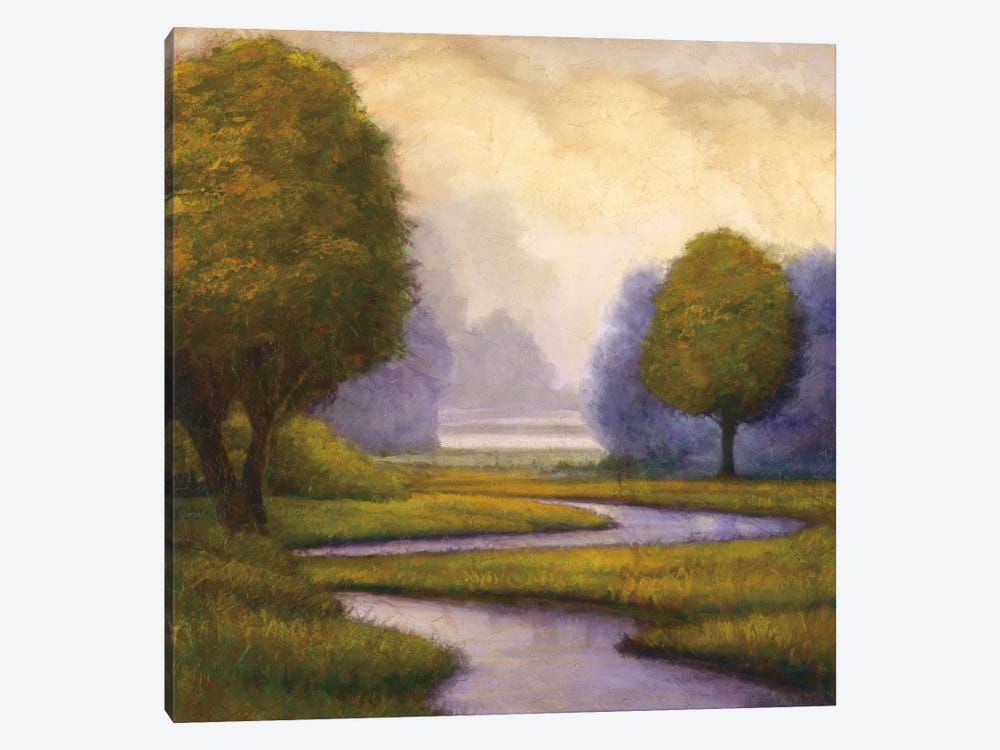 Lavender Sunrise I by Gregory Williams 1-piece Canvas Print